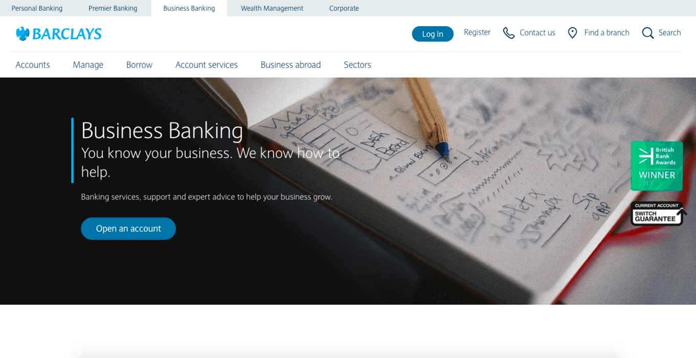 Barclays Business Banking