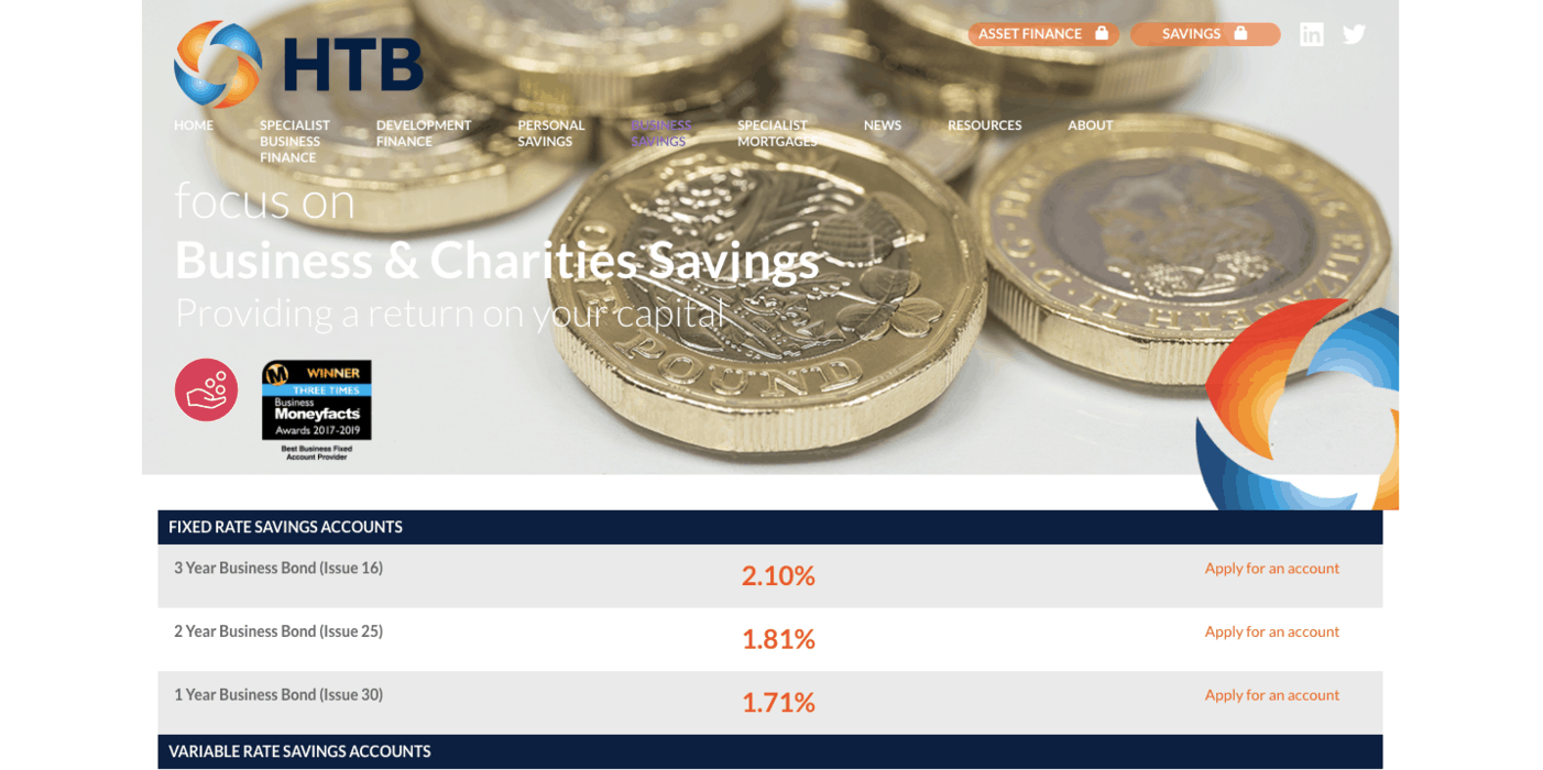 Hampshire Trust Bank Business Banking