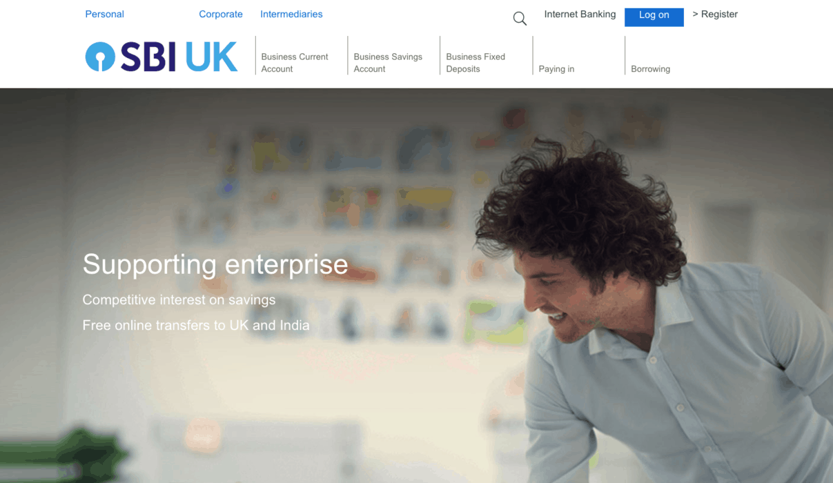State Bank of India UK Business Banking