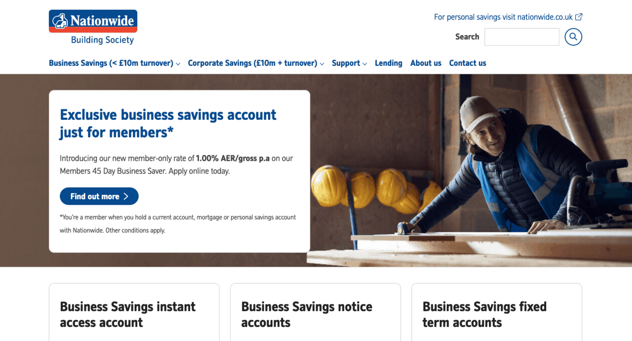 Nationwide Business Banking