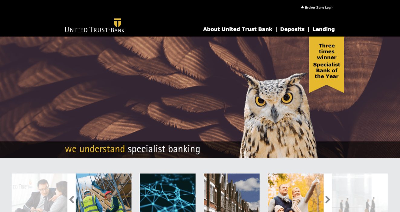 United Trust Bank Business Banking
